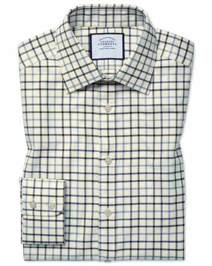 Country Check Shirt - Blue