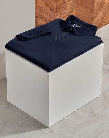 Tyrwhitt Piqué-Polo - Marineblau