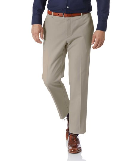 b628b0f93a6 Stone slim fit natural performance trouser