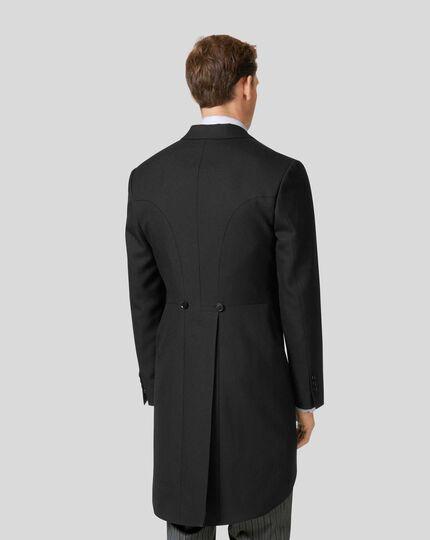 Morning Suit Tail Coat - Black