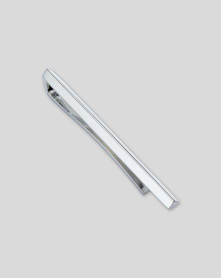 Tie Clip - Silver