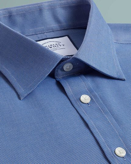 Extra slim fit Egyptian cotton royal Oxford royal shirt
