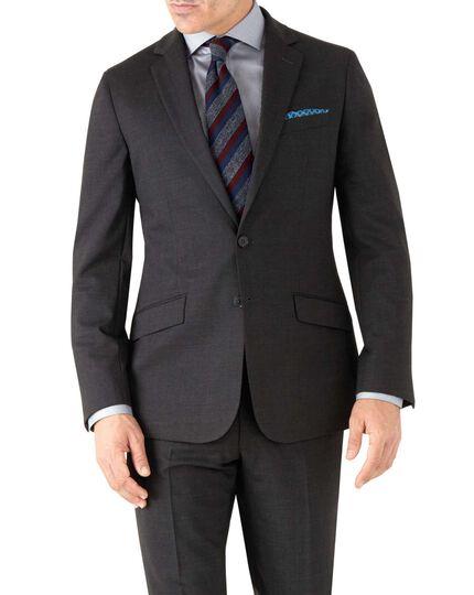 Chaqueta de traje Performance gris marengo slim fit  6730609ab52