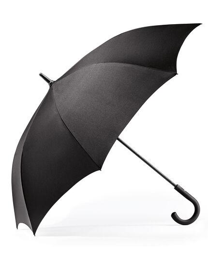Parapluie noir classique et automatique