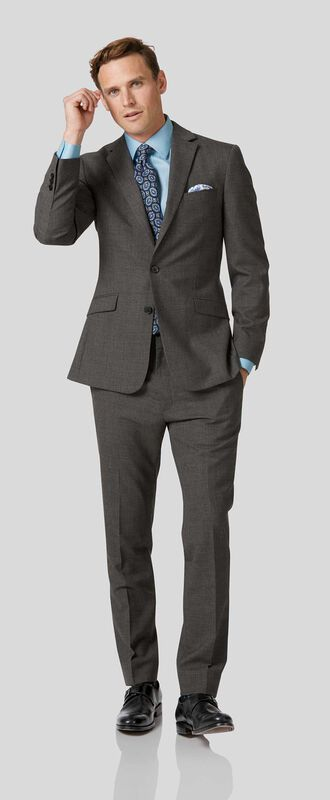 Business Suit - Grey
