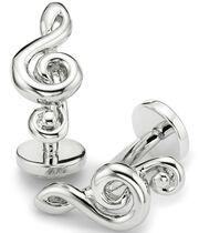 Manschettenknöpfe mit Violinschlüssel