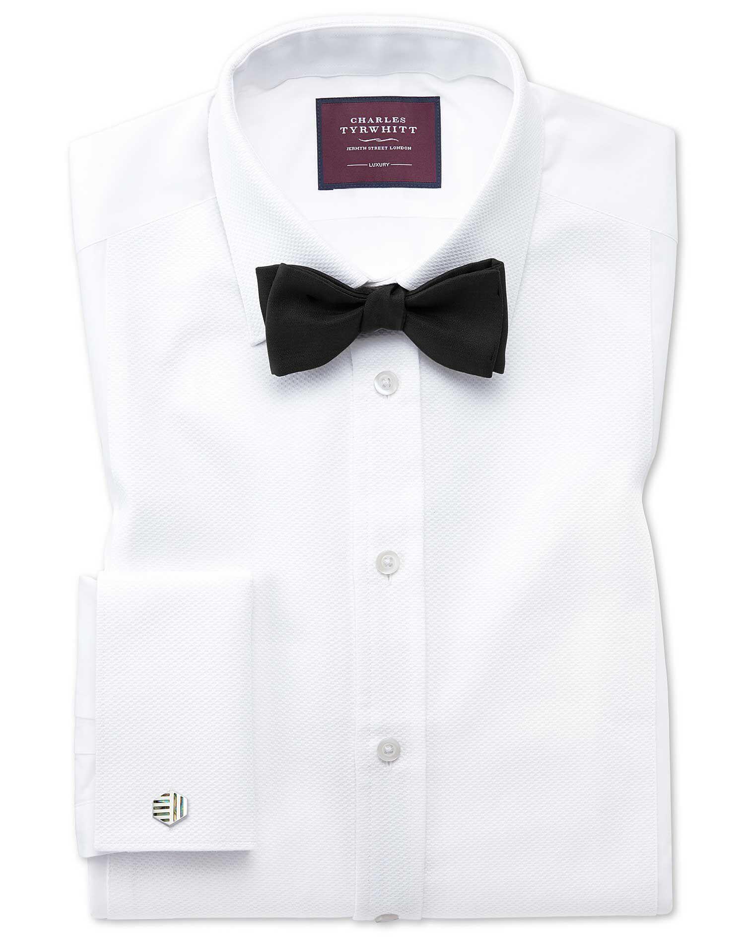 Weding Dress Shirt Collar