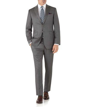 Grey slim fit Italian suit