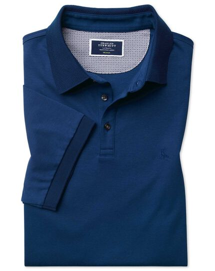 Blue Jersey Lapwing polo