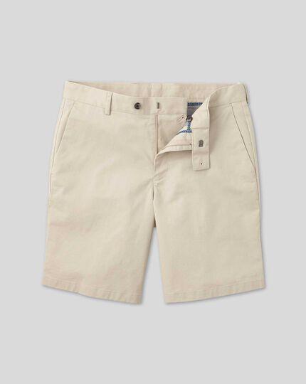 Chino Shorts - Stone