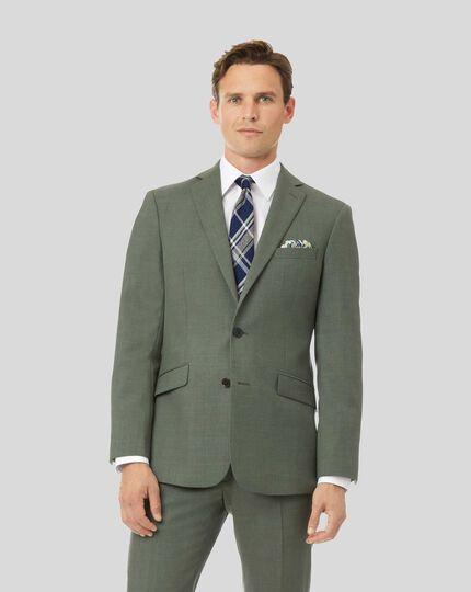 Merino Suit Jacket - Green