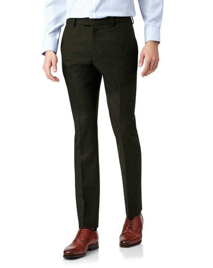Dark green  flannel pants