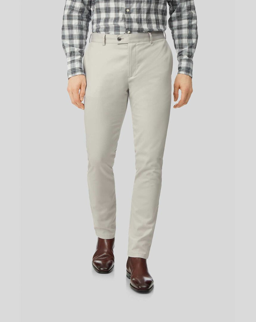 Perfect Chino - Naturfarben