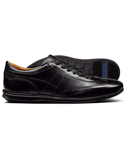 Lansdowne Sneaker in Schwarz