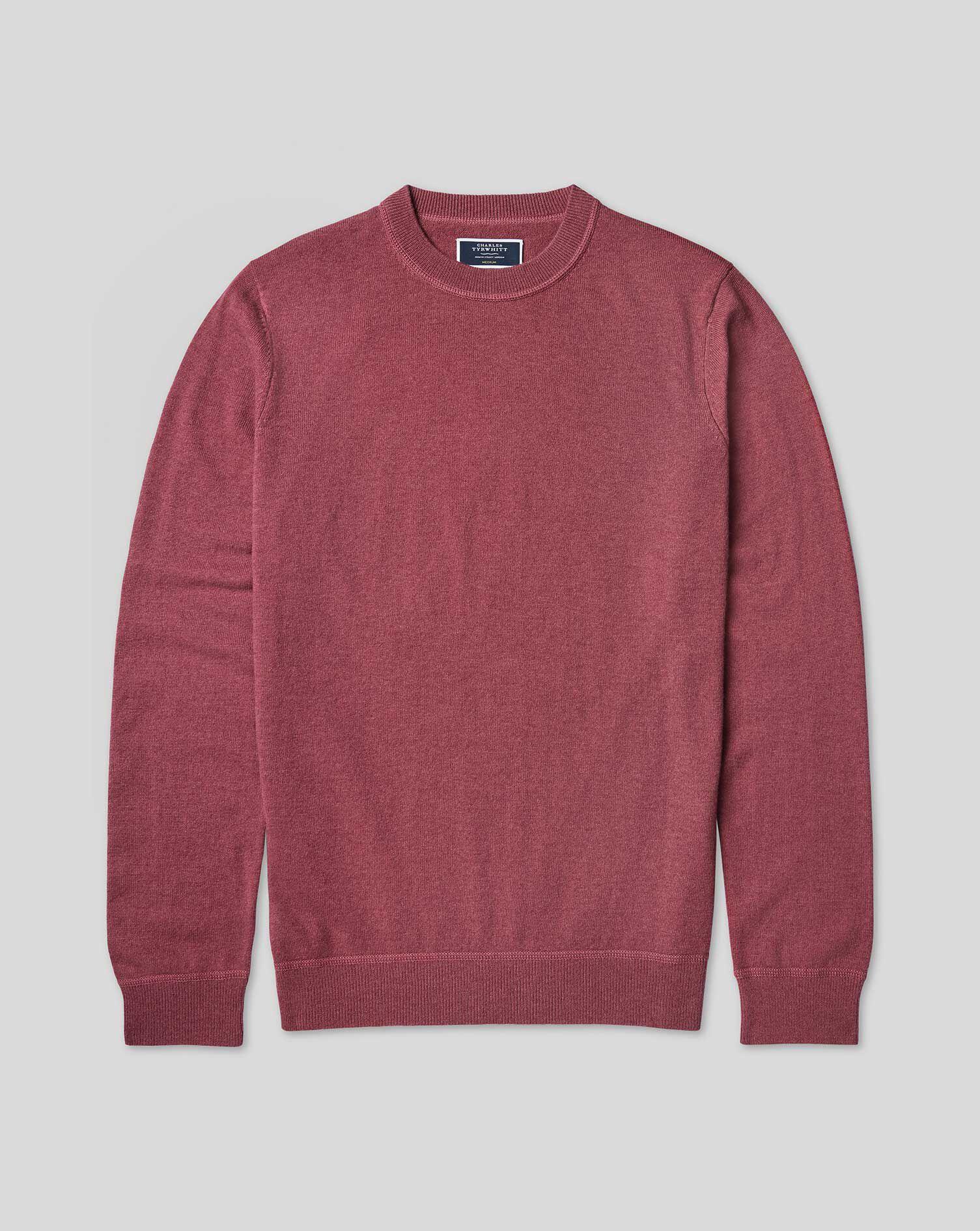 Crew neck sweaters   Charles Tyrwhitt