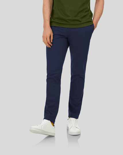 Ultimate Chinos - Dark Blue