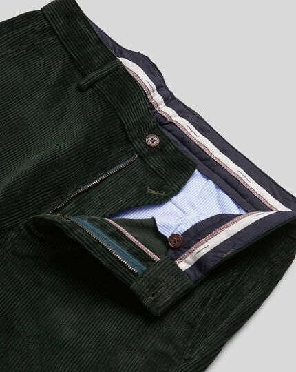 Jumbo Cords - Forest Green