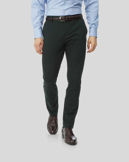 Travel Pants - Dark Green