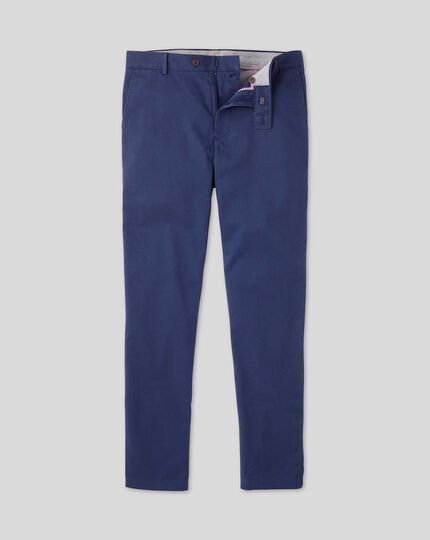Ultimate Non-Iron Chinos - Blue