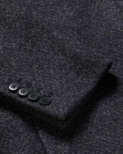Strukturiertes Jersey-Sakko - Grau