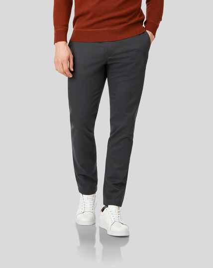 Ultimate Chinos - Charcoal