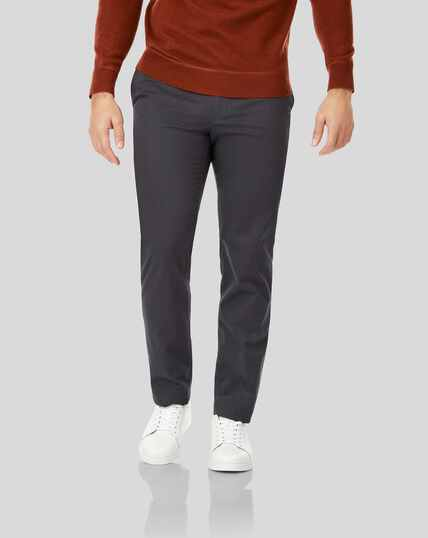 Charcoal ultimate chinos