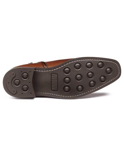 Jodhpur-Stiefel in Gelbbraun