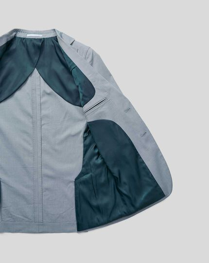 Cotton TENCEL™ Mix Jacket - Light Blue