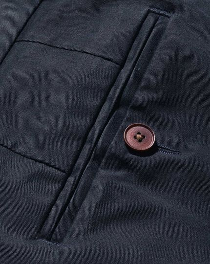 Navy extra slim fit stretch chinos