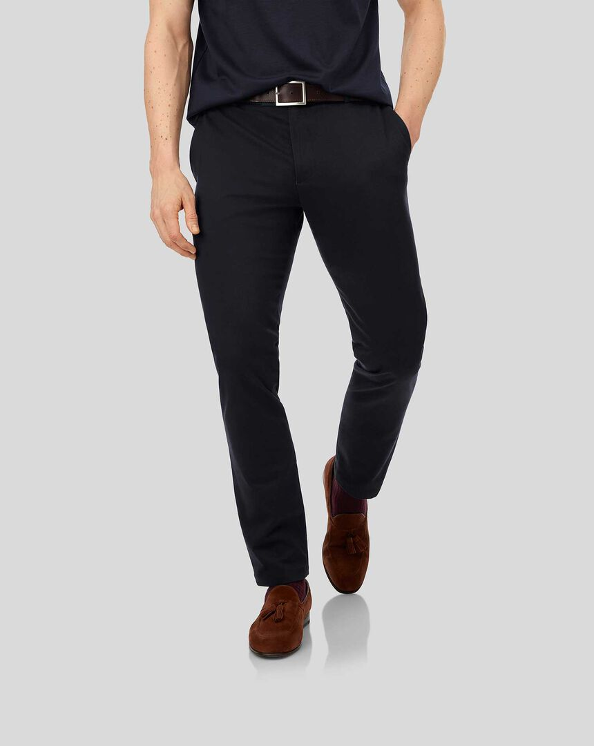 Ultimate Chinos - Navy