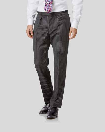 Morning Suit Pants - Black
