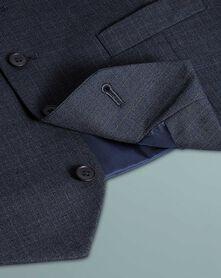 Twist Businessanzug Slim Fit mit Streifen in Blau