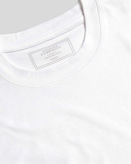 Tyrwhitt T-Shirt aus Baumwolle - Weiß
