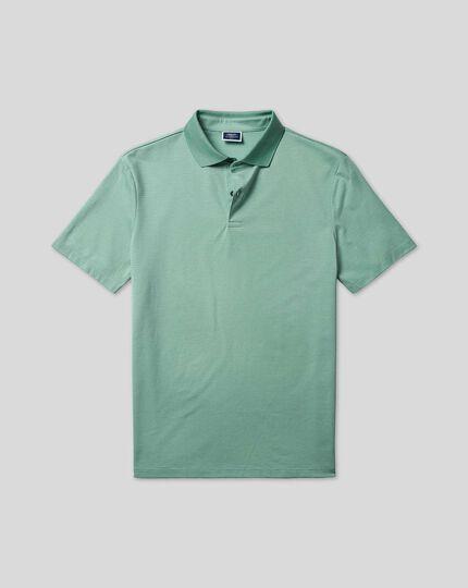 Tyrwhitt Cool Polo - Grün