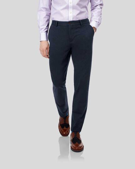 Travel Trousers - Navy