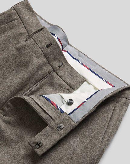 Flannel Pants - Mocha