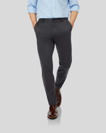 Travel Pants - Charcoal