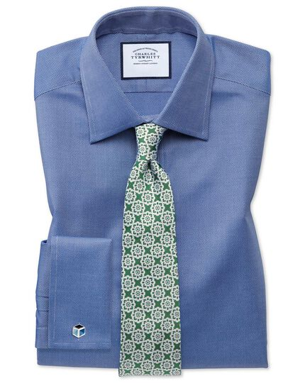 Classic fit Egyptian cotton royal Oxford royal shirt