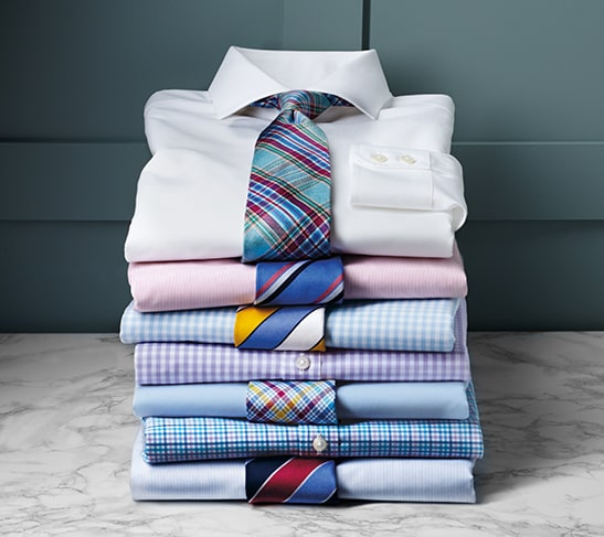 Image of a tyrwhitt cool shirt