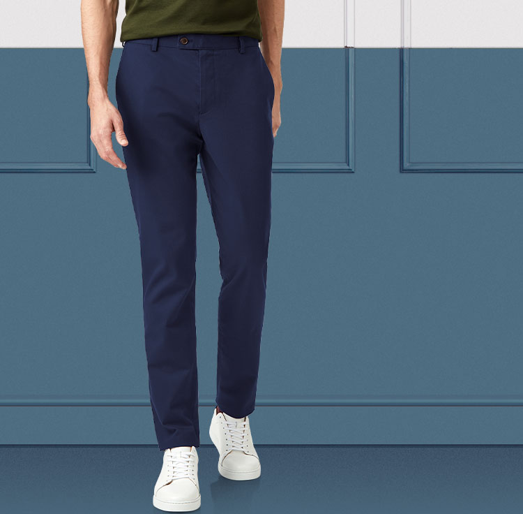 CASUAL CHINOS