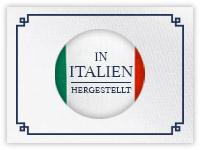 In Italien hergestellt