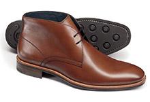 Chukka-Stiefel Schuh Design