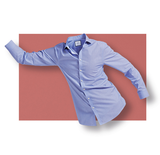 Non-iron shirt image