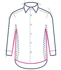 Classic Fit Hemd Abbildung