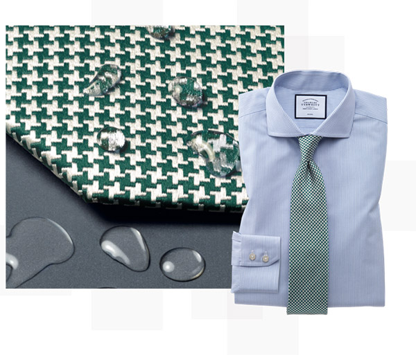 Stain resistant tie product image