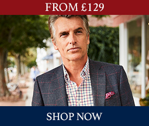 From £129 on jackets and blazers
