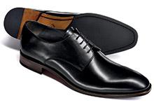 Schlichtes Schuh-Muster