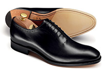 Wholecut-Schuh Design