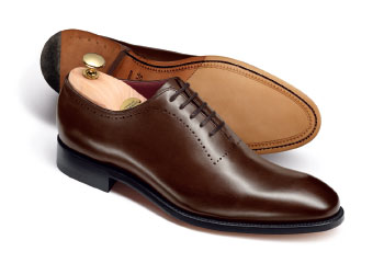 Wholecut-Schuhe