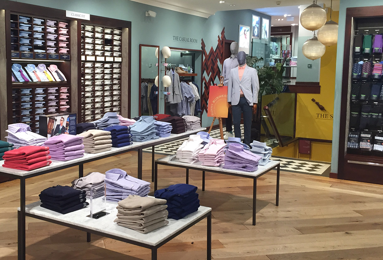Charles Tyrwhitt for Men's Dress Shirts, Suits, Ties, Shoes ...